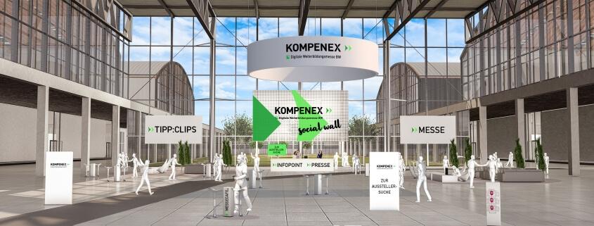 KOMPENEX Aktionshalle